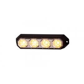 LAMPA OSTRZEGAWCZA LED 12/24V